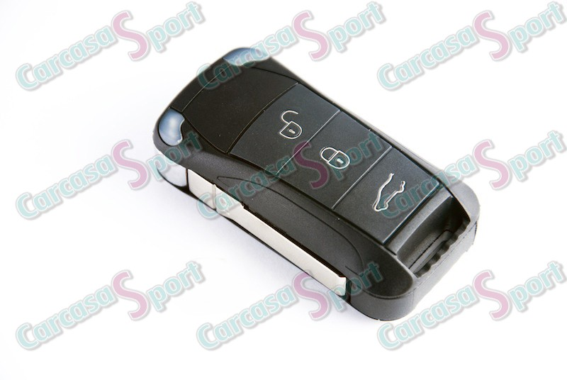 Llave para Porsche  Cayenne (6758794)