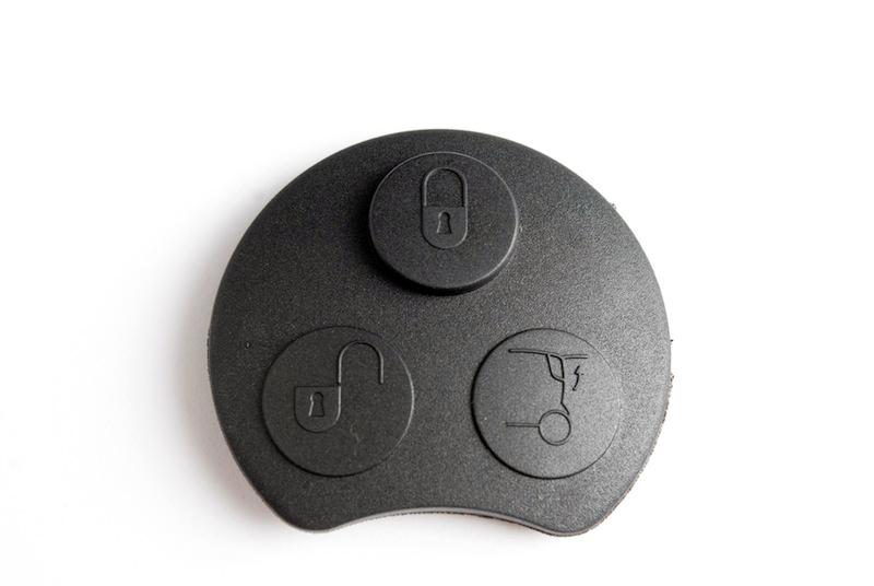 Botón de goma para Smart (225908)