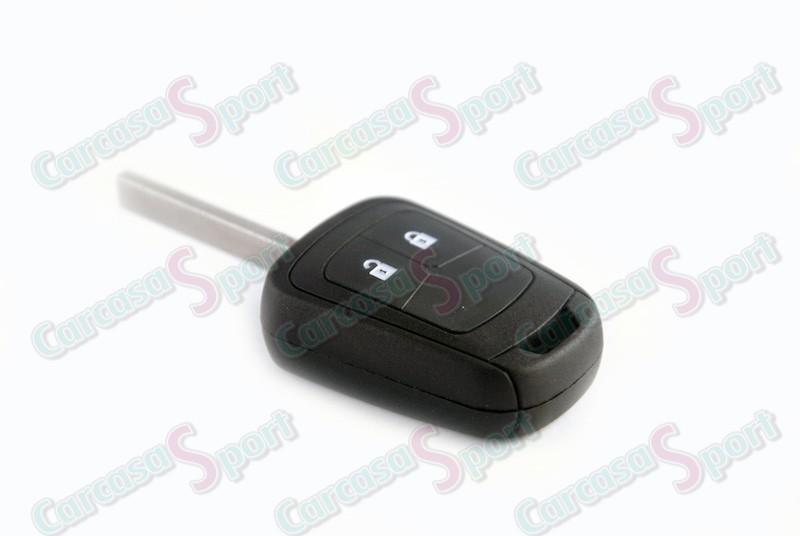 Llave con mando para Opel Corsa D y Meriva B (6240977)