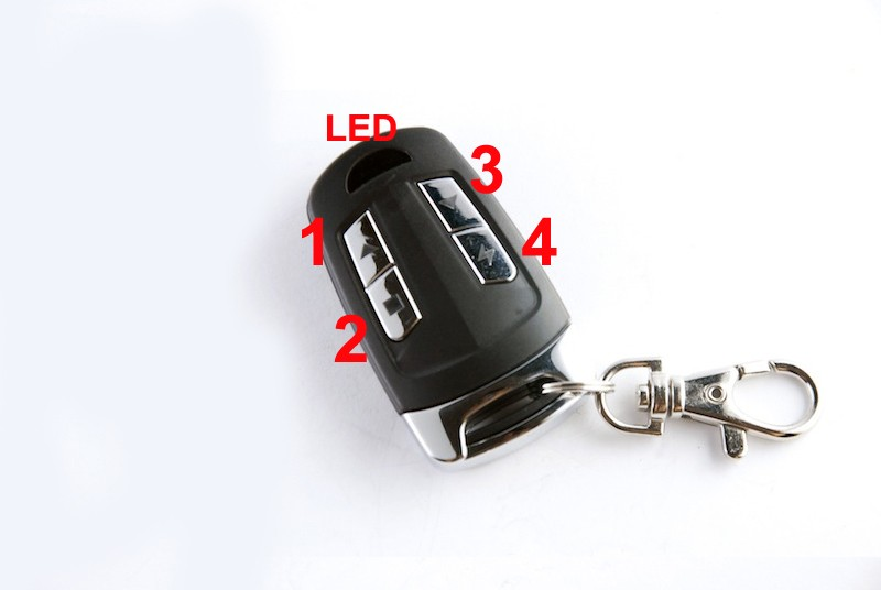 Mando a distancia para puertas de garaje 416383 - Mandos a distancia garaje ...