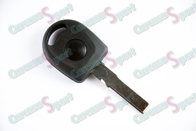 Llave fija con transponder para VW y Seat  (4895396)