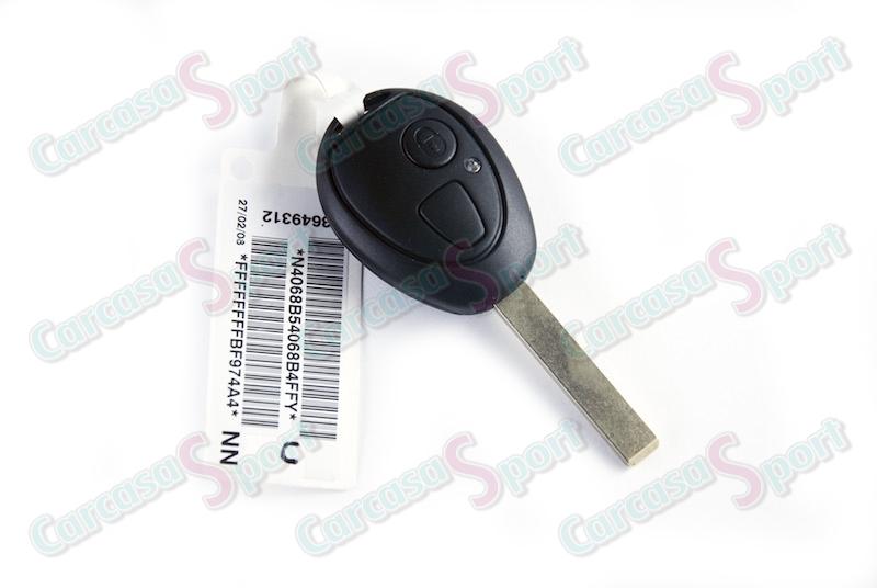 Llave para Mini - Rover y Land Rover (5139904)
