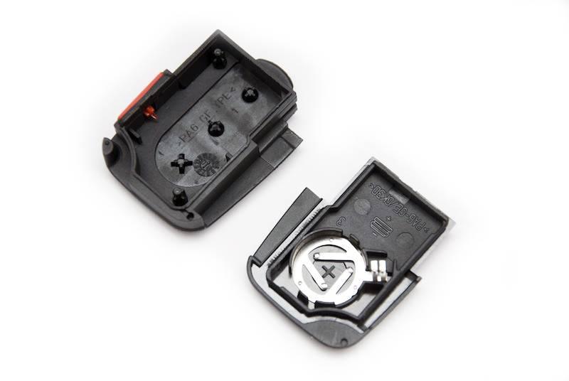 Carcasa abatible para llave Volkswagen Seat Skoda (249980)