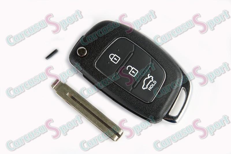 Carcasa para llave Hyundai (4989879)