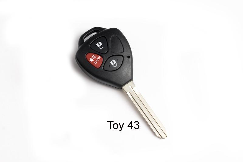 Carcasa para Toyota (204609)