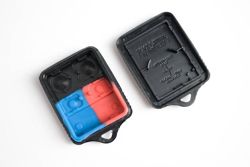 Carcasa para botonera (250538)