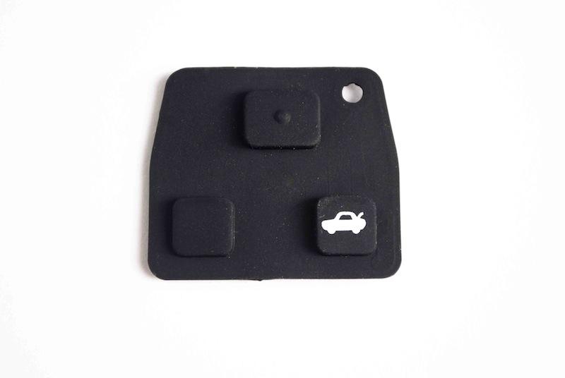 Botones de goma para Lexus (363798)